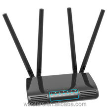 Originele Home <span class=keywords><strong>Router</strong></span> 1200M Smart Dual-Band Wifi <span class=keywords><strong>Router</strong></span> Lage Stroomverbruik, 4 Antenne Wi-fi Draadloze Routers