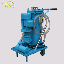 High vacuum transformer oil filtration machine for power station