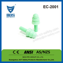 Ce ansi as nzs brazil moldable silicone earplanes ear plugs