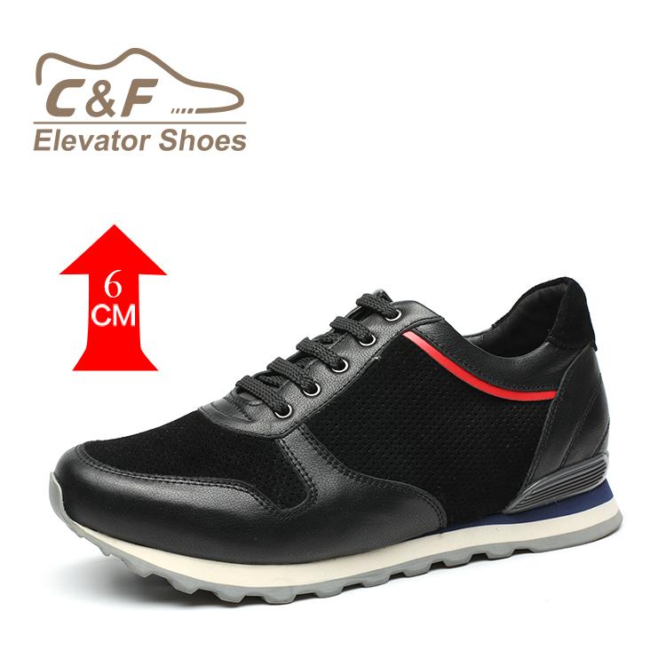 sport cow Factory heel custom leather Men shoes high quality xIqqrw0O6