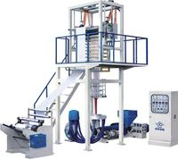 High speed Plastic Bag Film Blowing Machine