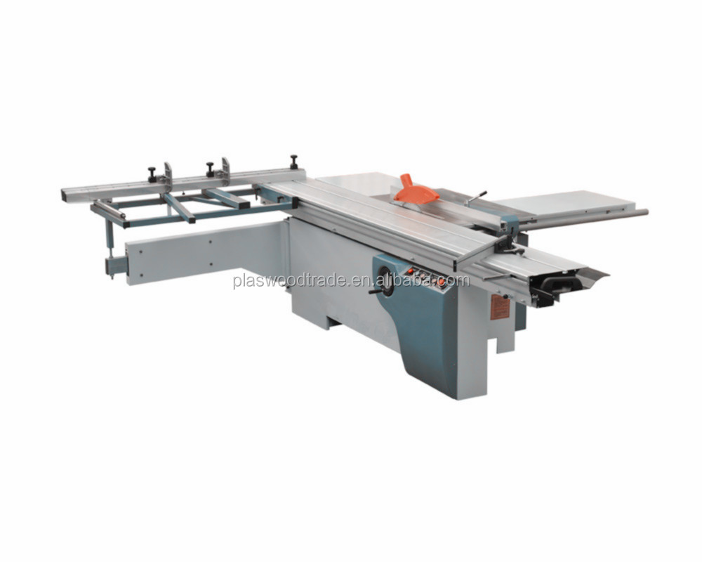 2016 hot sell woodworking cutting machine used sliding table saw