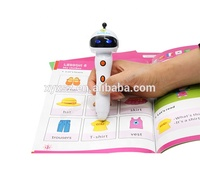 Educational Toys Reading Pen Kids Laptop Learning Machine