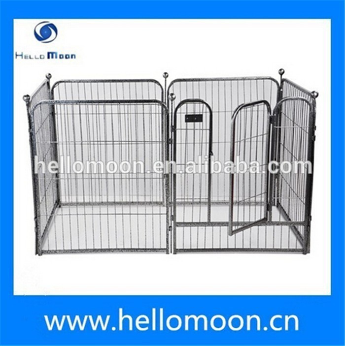 High Qulaity Heavy Duty Metal Square Tube Dog Cage
