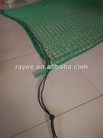 good quality hay nets / slow feed nets PP/PE material , net heno