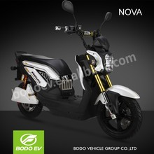 Nova 72V Sports style powerful electric scooter motorcycle 40km/h mileage range 50km/charge