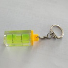 High Quality Acrylic Bubble Level Key Chain