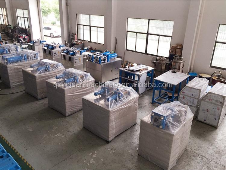 Máquina para hacer pastilla de hielo seca pequeña de 30 kg/h máquina para hacer pastilla de hielo seca máquina para la venta
