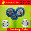single disc or double/dual disc swing check valve PN16