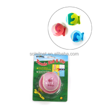 New Arrival Tennis And Holder Kit Lucky Dog Toy