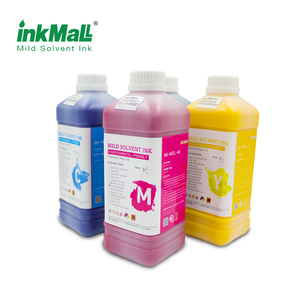 High speed printing Xaar 382 35pl mild solvent ink for Myjet Liyu with Xaar printhead