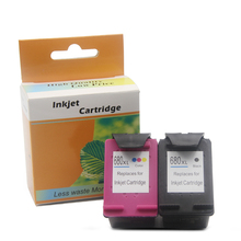 Ocinkjet LY-<span class=keywords><strong>680</strong></span> Ink Cartridge 대 한 <span class=keywords><strong>HP</strong></span> 데스크젯 1518 115 1118 2135 2138 3635 3636 3638 Printer