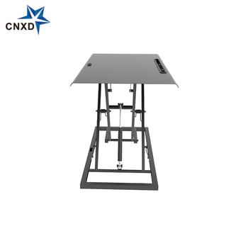 Sjz04 608 1 Laptop Standing Desk Converter Sit Workstation Office