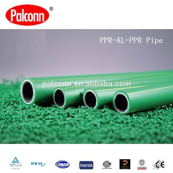 New products PPR-AL-PPR high pressure lightweight Plastic pipe for water PALCONN A252 & New Products Ppr-al-ppr High Pressure Lightweight Plastic Pipe For ...