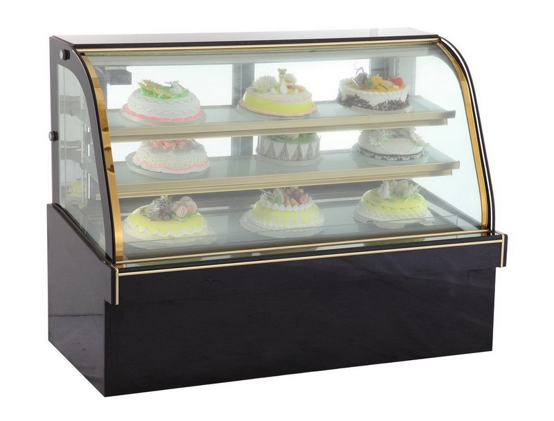 refrigerated countertop pastry countertops en cases non case bakery cabinet glass display igoodcake