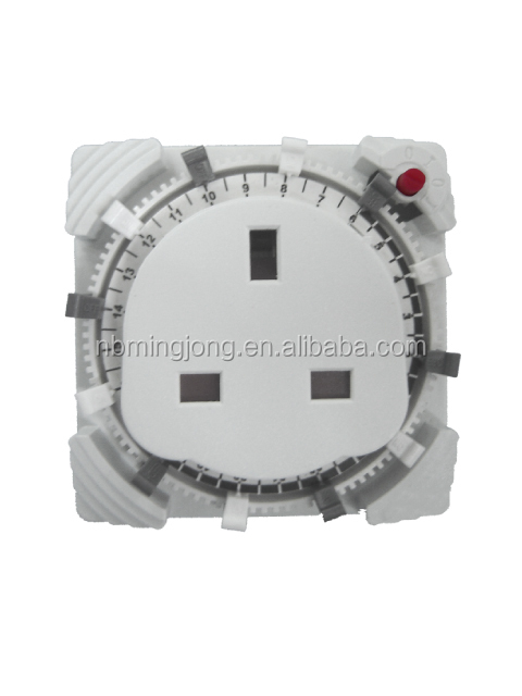 Uk Plug Small Mechanical Timer Switch For Promotion