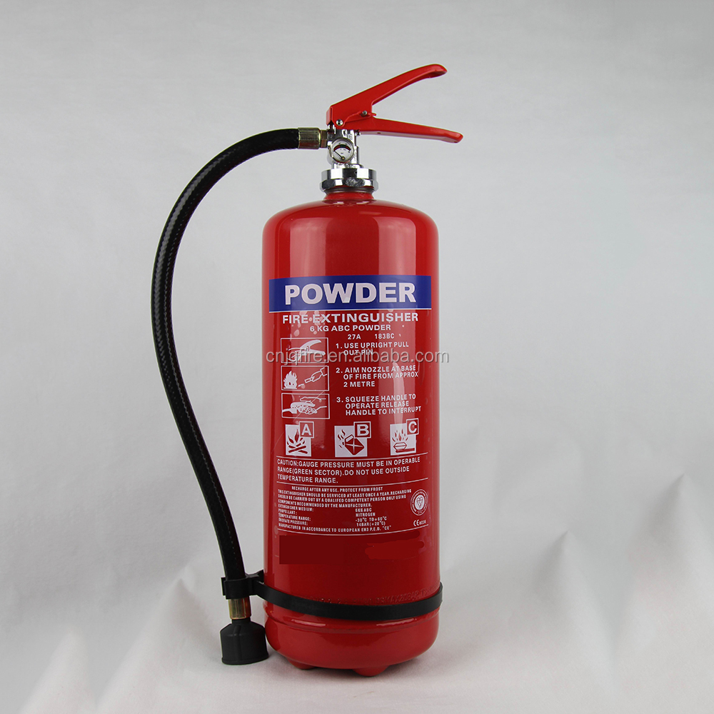 Direct Manufacturer Warranty supplier good quality foam fire extinguisher 6l