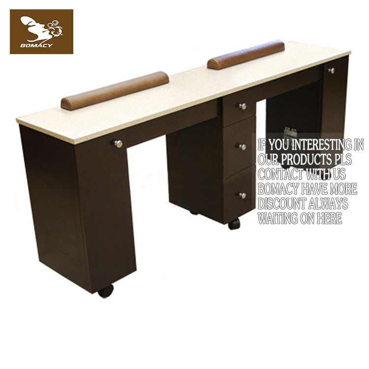Nail Technician Tables With Marble Top For Sale/french Manicure Nail ...