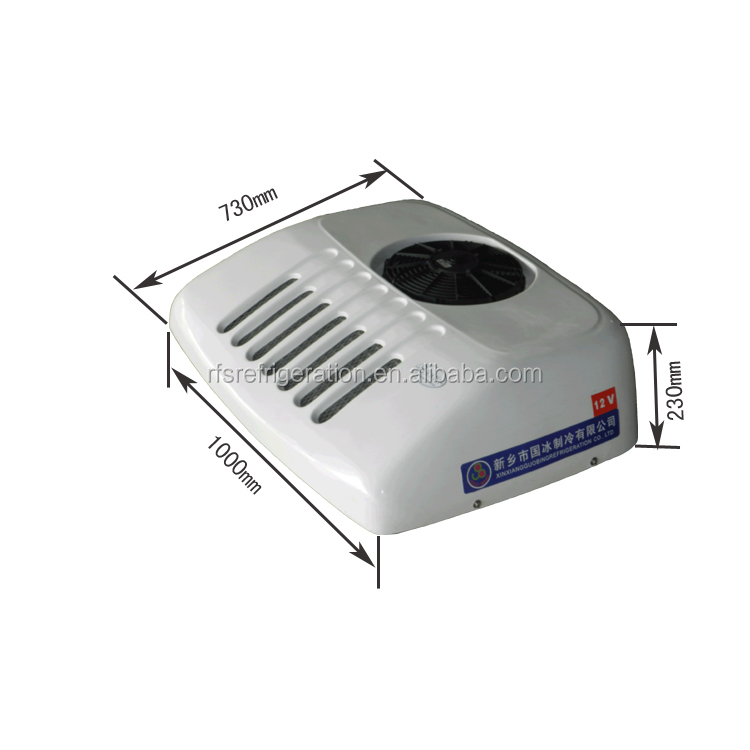 12v 24v 48v Dc Air Conditioner For Electrical Vehicles And