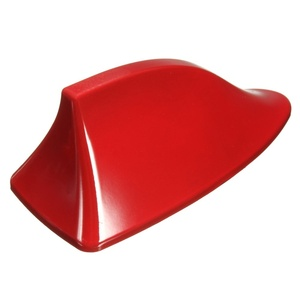 Auto radio decorative Shark Fin types Antenna Aerial For BMW Car Toyota Ford Accessories Signal antena red