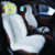 Winter warm car accessories decoration lambskin car seat protectors soft sheepskin faux wool fur car seat covers