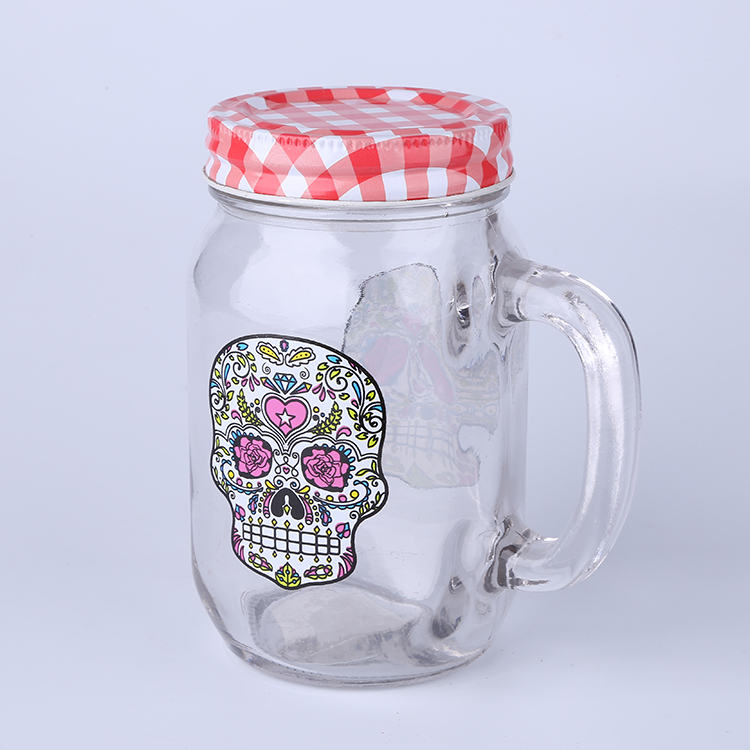 recycled mason jar with handle cheap price jars bulk buy recycled mason jar with handle cheap. Black Bedroom Furniture Sets. Home Design Ideas