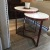 2019 modern hotel lobby furniture metal coffee table base