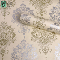 Wholesale self-adhesive vinyl islamic decorative wallpaper designs damask european wallpaper