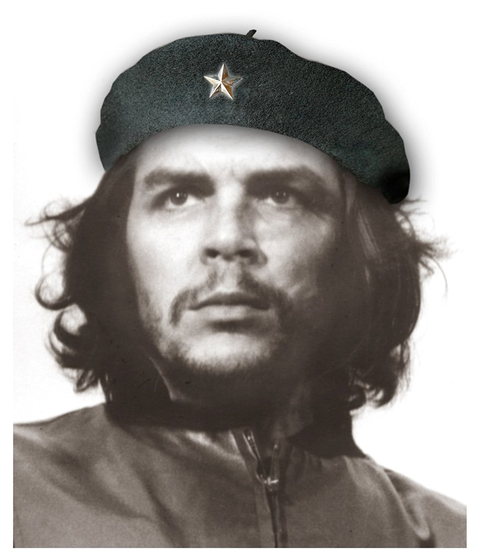 1c69bbb126a Get Quotations · Che Guevara Store Beret Black Original Beret