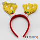 christmas festival party hairband antlers headband simple cute hair accessories Korean lady hairband