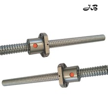 CNC machinery Rolled thread pitch ball screw