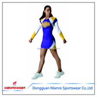 China supplier glee cheerleader costume Soccer t-shirts world cup cheering squad cosplay costumes