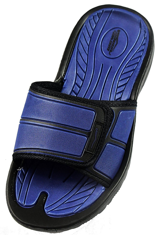 83a0ca5b93eee3 SLR BRANDS Women s Rhinestones Flip Flops Rubber Thong Flip Flop Fashion  Sandal for Women. 12.99. null. Get Quotations · SLR BRANDS Men s Slides  Slip On ...