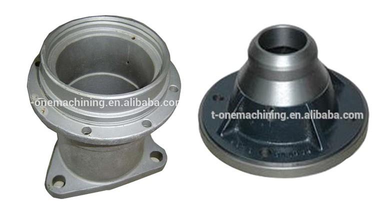 China Manufacturers Custom Color Aluminum Casting