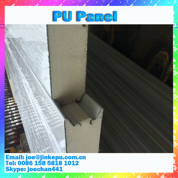 PU Polyurethane Sandwich Panel Manufacturer in China