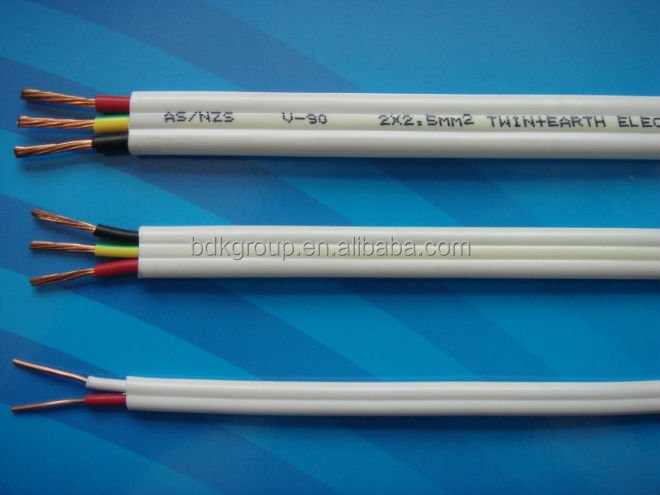 2 Mm2 Earth Twin Wire, 2 Mm2 Earth Twin Wire Suppliers and ...