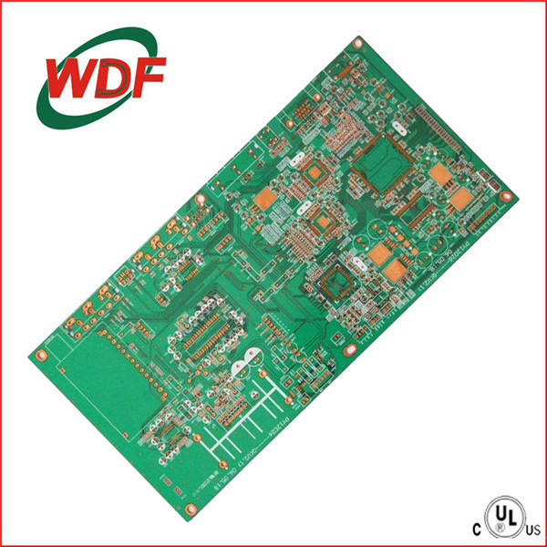10 layer BGA PCB used for Lifan automotive products