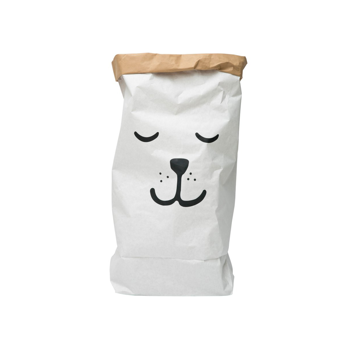 High Quality Eco Supermarket Lunch Paper Bag By Factory Produce