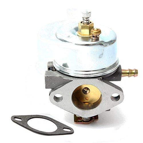 New Carburetor Carb for Tecumseh 632370A 632370 Fits HM100 HMSK100 HMSK90 by Bcn