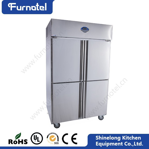 Commercial Restaurant Refrigeration Equipment European Mobile Refrigerator