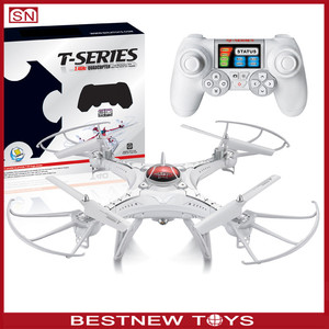 2.4G 4axis Aircraft drone parrot rc quad copter gps
