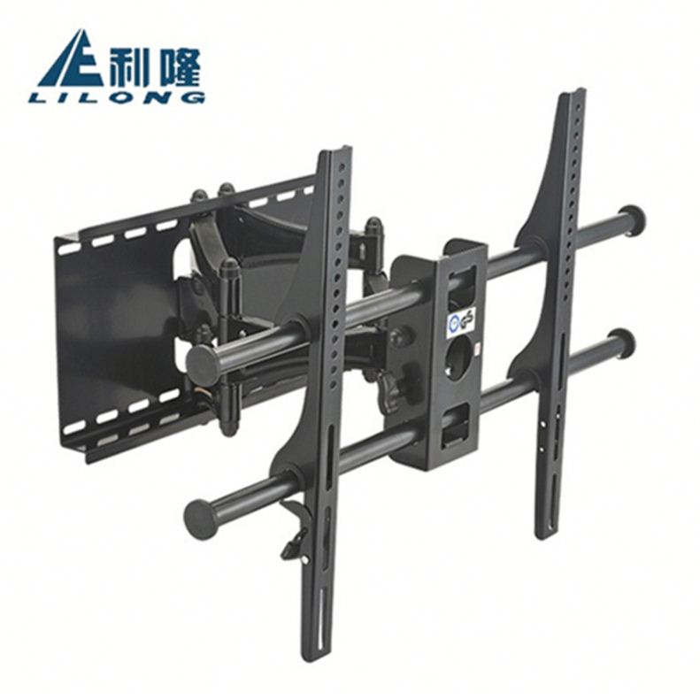 China manufacturer steel LED LCD Plasma swivel universal full vision angled removable multiple tv mounting