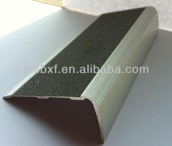 Non Slip Stair Nosings/carborundum Stair Nosing/ounded Stair Nosing