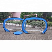 Indoor Outdoor Training Kids folding soccer goal