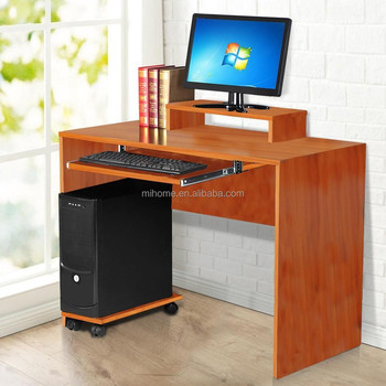 2017 New Style PC Table Desk Computer For Study Room