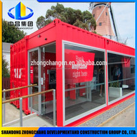 Lightweight easy ire resistant real estate