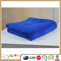 Pure color practical soft material printed coral fleece blanket 100%polyester china wholesale throw blanket