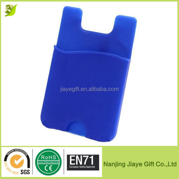 Silicone rubber business card holder with printing logo for Rubber business cards