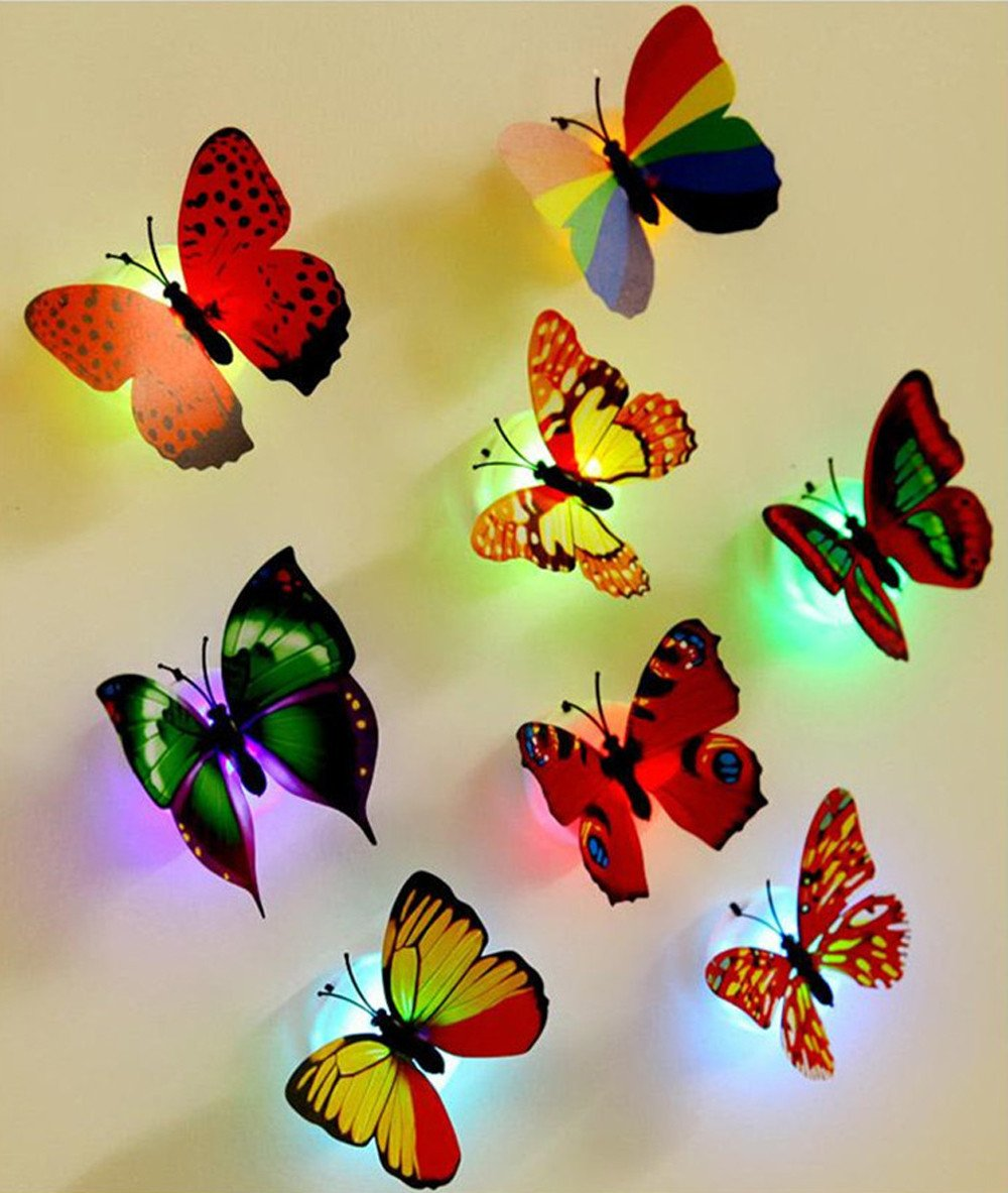 Cheap Butterfly Wall Stickers, find Butterfly Wall Stickers deals ...