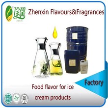 liquid and pure food grade essence flavour for ice cream, artificial ice cream flavor and fragrance